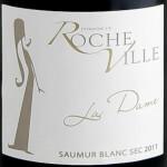 Domaine de Rocheville - La Dame 2011 - etikett
