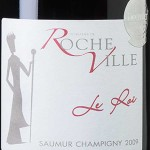 Le Roi 2009 Saumur Champigny - etikett