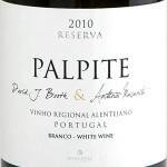 Fitapreta Vinhos - Palpite White 2010 - etikett