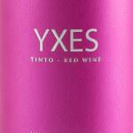 Fitapreta Vinhos - Yxes Red 2012 - etikett