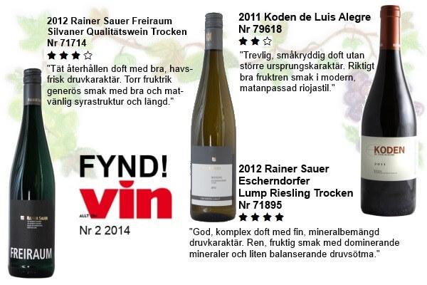FYND! Allt om Vin 2-2014