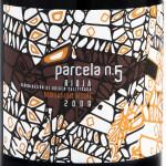 Bodegas Luis Alegre - Parcela N.5 - etikett