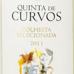 Quinta de Curvos - Quinta de Curvos Colheita Selecionada 2013 - etikett