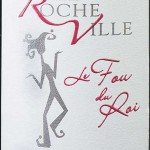 Le Fou du Roi 2011 Saumur Champigny - etikett