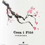 Coca i Fitó - Carinyena - etikett