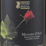Stefano Farina - Moscato d`Asti - etikett