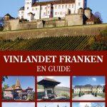 Vinlandet Franken - En Guide, Omslag 2017