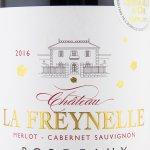 Château La Freynelle - Château Freynelle Rouge 2016 - Etikett