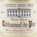 Club des Château et Domaines SAS - Châteauneuf-du-Pape Grande Réserve 2014 - Etikett