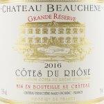 Club des Château et Domaines SAS - Côtes du Rhône Grande Réserve 2016 - Etikett
