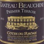 Club des Château et Domaines SAS - Côtes du Rhône Premiere Terroir 2015 - Etikett