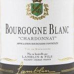 Lamblin & Fils - Bourgogne Blanc Chardonnay 2015 - Etikett