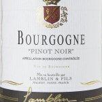 Lamblin & Fils - Bourgogne Pinot Noir 2015 - Etikett