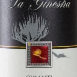 Stefano Farina - Chianti La Ginestra 2016 - Etikett